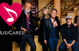 Lineup at the 2018 MusiCares® Person of the Year tribute concert honoring Fleetwood Mac