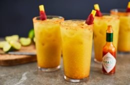 "Spike Up Your ""Big Game"" Menu With This Tomatillo Michelada"