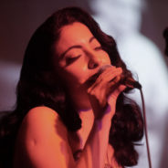 Musical Magic in a power plant with Nancy Sanchez for Valentine's