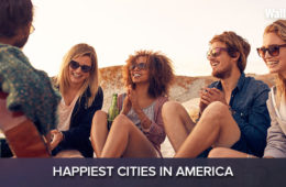2018's Happiest Cities in America