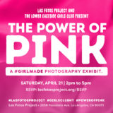 """""""The Power of Pink"""""""