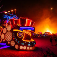 Iconic Burning Man Art Car Mayan Warrior To Make West Coast Debut In Los Angeles