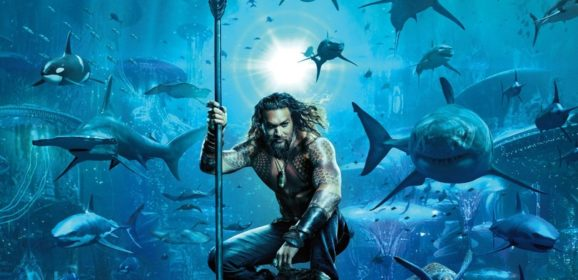 Aquaman 2018 International Coastal Cleanup Initiative