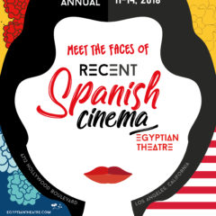 Recent Spanish Cinema Returns to The Egyptian Theatre