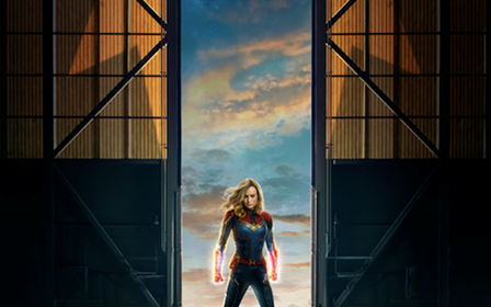 Marvel Studios' CAPTAIN MARVEL opens in U.S. theaters on March 8, 2019
