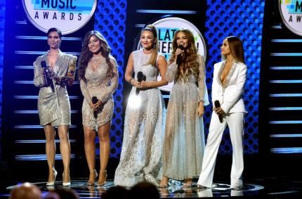 "Hollywood Vibró Con Los ""Latin American Music Awards"" (Latin AMAs)"