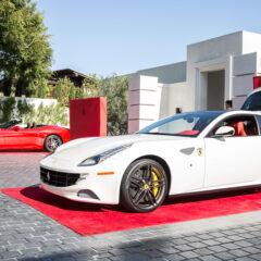 A Fashionable High Tea Affair with Ferrari  Rocks Beverly Hills