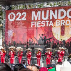 MundoFox celebrates Cinco de Mayo @FiestaBroadway2015