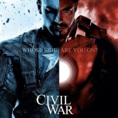 Captain America: Civil War In Theaters Friday May, 6th, 2016
