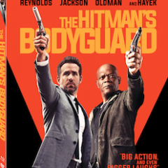 The Hitman's Bodyguard DVD Giveaway