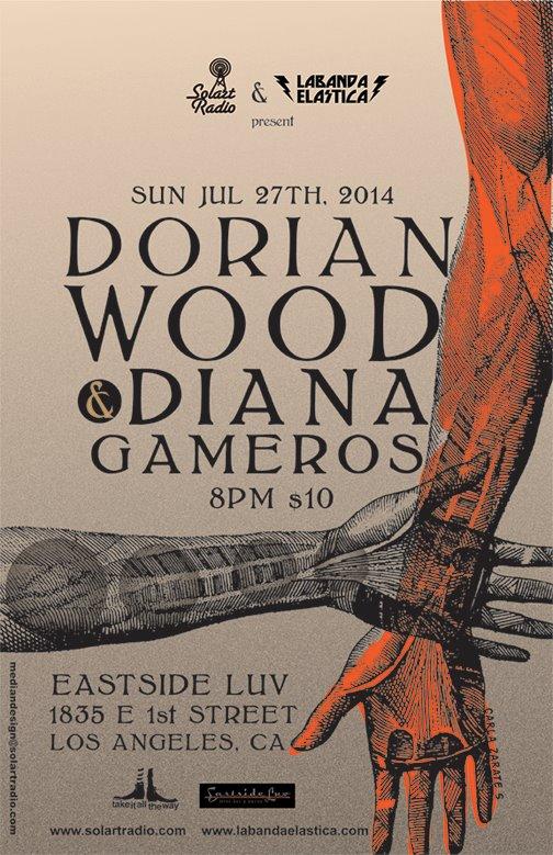Dorian Wood Diana Gameros Gypset Magazine