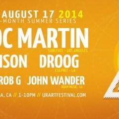 UR ART Sunday Aug 17th 2014