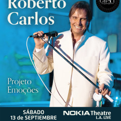 Win tickets to see Roberto Carlos at the Nokia Theater courtesy of AEG and Gypset Magazine