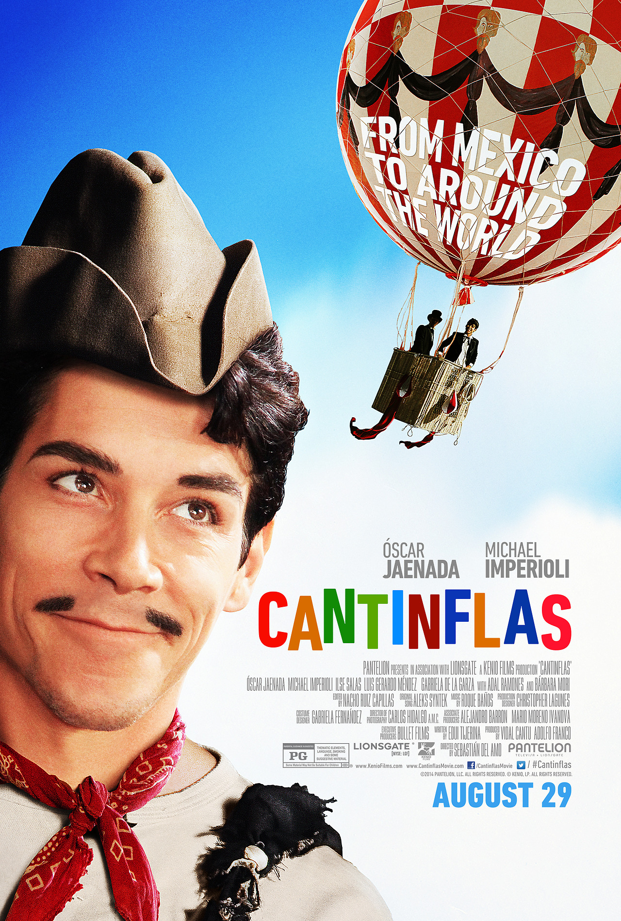 Courtesy of KenioFilms.com and Pantelion Films