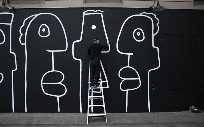 Thierry-Noir-Spring-St-Mural