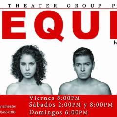 Equis de Mauricio Pichardo Se presentara del 14 al 30 de Noviembre.