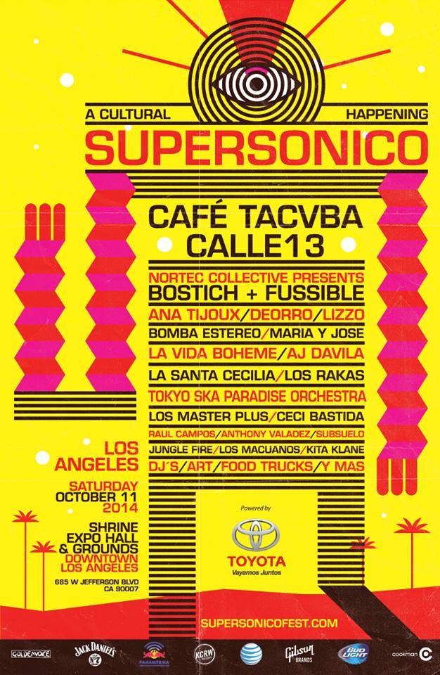 SUPERSONICO 2014