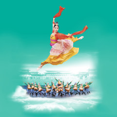 Ancient China's beauty and divinity at its best through the eyes of Shen Yun Performing Arts