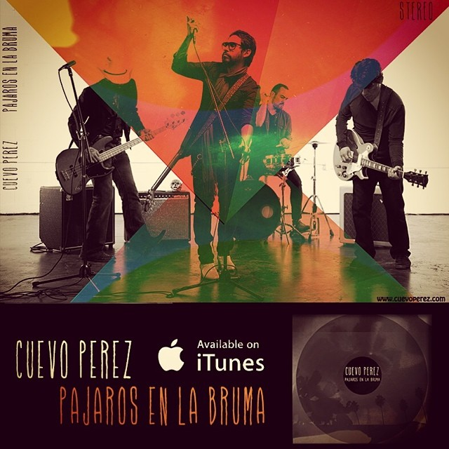"Cuevo Perez ""Pajaros En Bruma"" Gypset Magazine"
