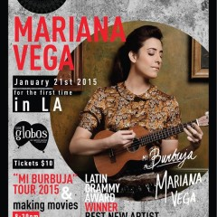 Gypset Magazine Presents: Mariana Vega and Making Movies in Concert