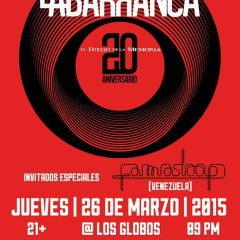 Gypset Magazine is giving away tickets to see Latin Grammy nominated band FAMASLOOP with LA BARRANCA at Los Globos