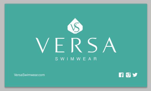Versa Swimwear press release