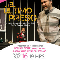 Gana boletos para ver 'JAZZ PALABRA' / 'BESTIARIO y EL ULTIMO PRESO presentado por LéaLA