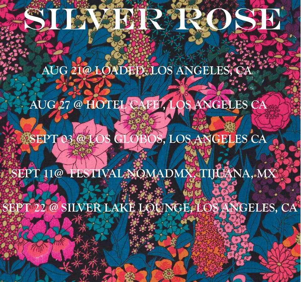 Silver Rose USA Tour