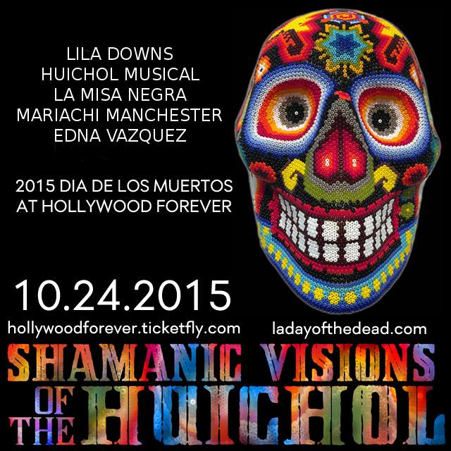 Day Of The Dead at Hollywood Forever Cemetary
