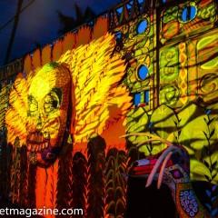 Hollywood Forever Shamanic Visions of the Huichol 2015 un gran despliegue de color, tradición y talento