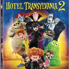 HOTEL TRANSYLVANIA 2 on DVD