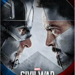 "Marvel's ""Captain America: Civil War"" in theaters May 16, 2016!"