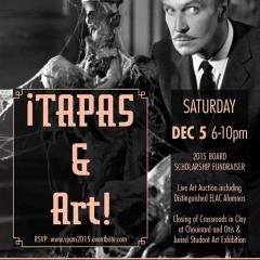 Vincent Price Art Museum Tapas & Art Celebration