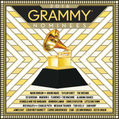 2016 Grammy® Nominees Album Track Listing