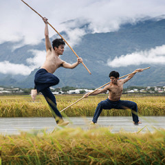 "THE MUSIC CENTER'S PREMIERE OF ""RICE"" MARKS 40 YEARS OF THEATRICAL EXCELLENCE IN CONTEMPORARY DANCE FOR TAIWAN'S 1ST DANCE COMPANY"