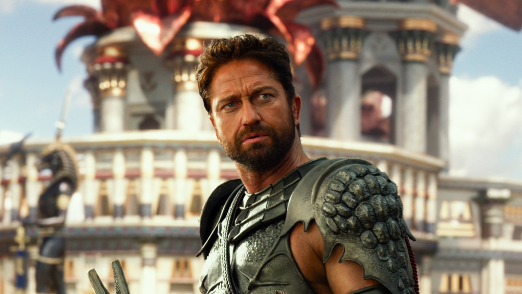 'Set' in GODS OF EGYPT. Photo Courtesy of Lionsgate.