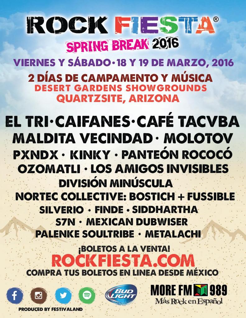 Rock Fiesta
