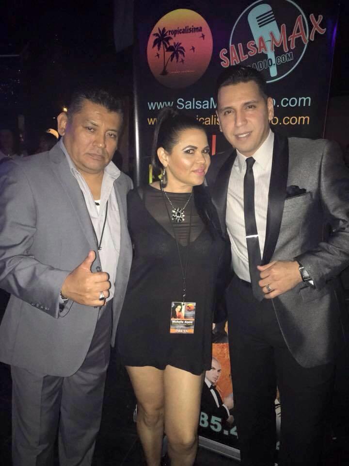 Cesar Gonzalez, Michelle Alaniz & Rogelio Moreno