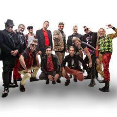 Los Auténticos  Decadentes stop by LA en route to Mexico for a fun night of wild music