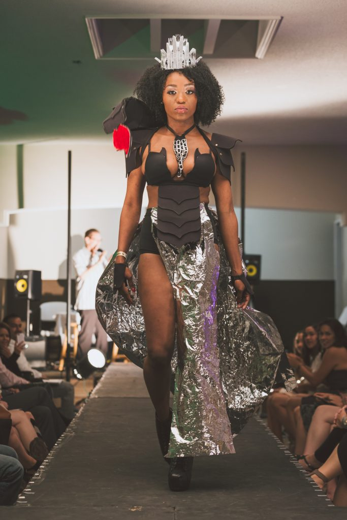 Rubbish to Runway Fashion Show