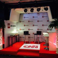 CNN en Español amplía la difusión de la noticia con su CNN en Español en Marcha
