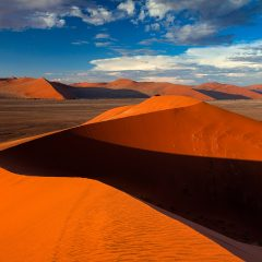 Red Desert:  Wandering the Surreal Planes of Sossusvlei