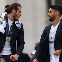 """El Real Madrid Celebra Campeonato al Ritmo de Chino y Nacho """"Andas En Mi Cabeza"""""""