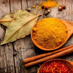 The Spice of Life and Health: Turmeric