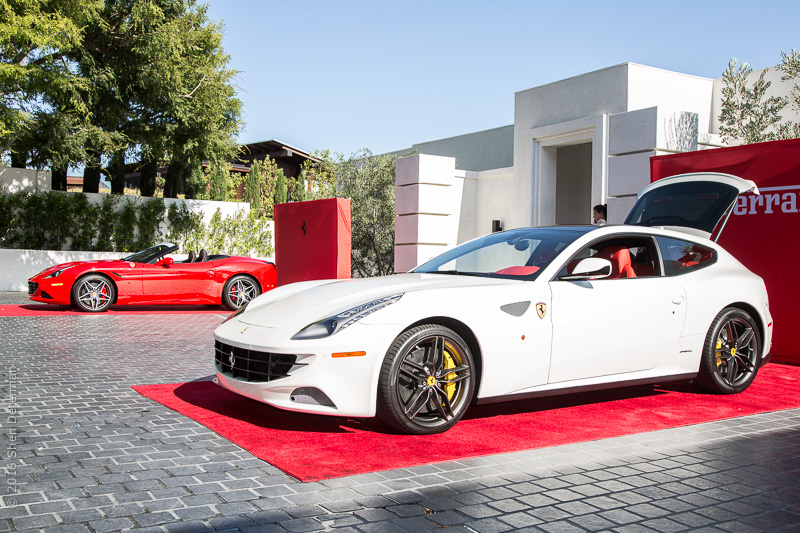 Ferrari and Fashion
