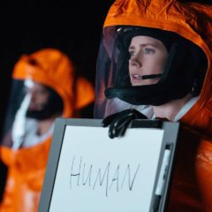Arrival in theatres November 11, 2016
