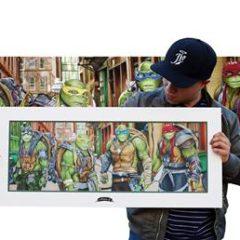 As Drawn By Jio : Ninja Turtles