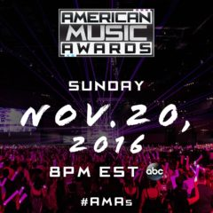 Sting To Be Honored With Award Of Merit at AMAs 2016