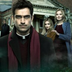 "Alfonso Herrera tackles the supernatural in his latest series ""The Exorcist"" on FOX"
