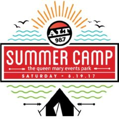 ALT 98.7 Summer Camp 2017